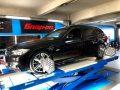 BMW3シリーズE91アライメント測定