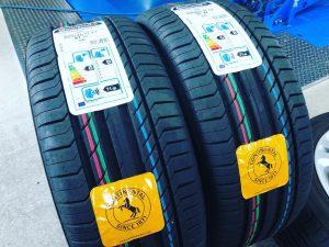 コンチネンタルのスポーツコンタクト メルセデスベンツ承認タイヤMO225/45R17